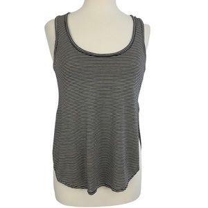 Madewell Strum Doran Striped Sleeveless Knit Tank